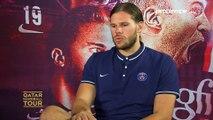 Qatar Handball Tour : Mikkel Hansen, Paris pour durer