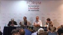Forum Democracia e Liberdade de Expressão com : REINALDO AZEVEDO 2