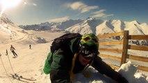 GoPro Snowboarding & Skiing Valmeinier 2012