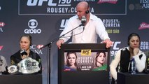 Ronda Rousey gave Bethe Correia a taste of her own medicine after UFC 190 win