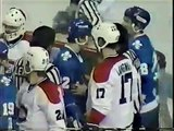 1982 Nordiques vs. Canadiens Game 2 Highlights: First Period
