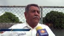 Noticieros Televisa Veracruz - Cae trabajador electrocutado de panorámico