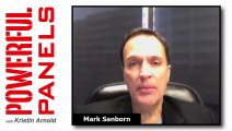 Q&A with Mark Sanborn: How Do You Like To Engage the Audience During a Panel Discussion?