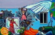 Escuela Tlatelolco Mural Project spring 2010