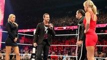 Dolph Ziggler y Lana confrontan a Rusev y Summer Rae   Raw Español Latino HD