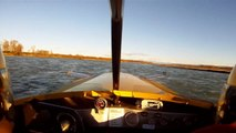 Boat-vs-Boat Racing! Waitaki 2013 Jetboat Race