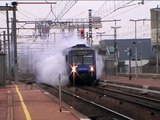 Le dernier train de Jean Marc à Melun