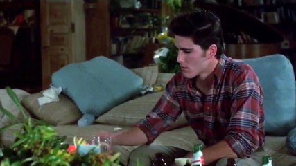 Sixteen Candles The Geek Is Trapped Under Jakes Table Hd Scenes From The 80s 1984 Video Dailymotion