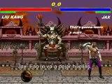 Mortal Kombat - Bloopers