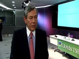 Lloyds TSB - HBOS Acquisition Press Conference Footage and I