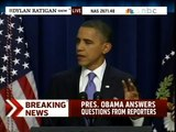 Juan Carlos Lopez asks President Obama about DREAM Act and Immigration Reform - Dec 22, 2010