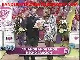 "AMOR AMOR AMOR 05-08-2011 ""AMOR AMOR AMOR"" HECHO UNA CANCION"