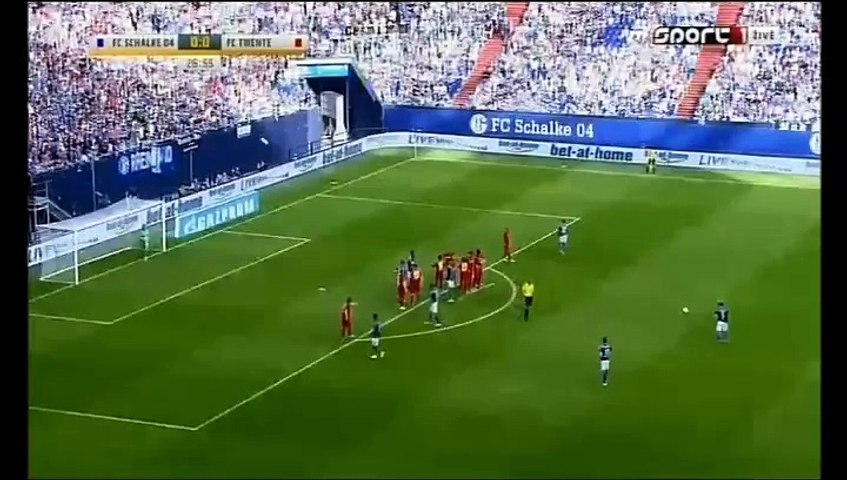 Schalke 1-0 Twente