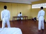 Masujaa shotokan karate grading (kata) - shodan