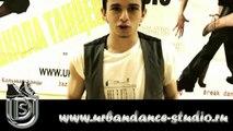 Electro Dance with Sam ZakharoFF in Urban Dance Studio