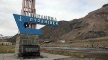 Pyramiden, ville minière fantôme russe au coeur de l'Arctique