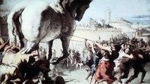 "Wild Horses - Black Horse Running in Snow - Cheval de Merens - ""Mare Runs"""