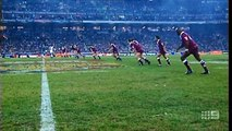 The Send Off - Tallis vs Harrigan - State Of Origin - NRL Footy Show