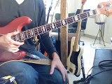 Teen town - Marcus Miller - bass playalong solo excerpt