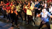 The Big Bang Theory - Flash Mob (Uptown Funk)