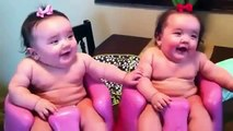 Funny Twin babies Laughing, Crying, and then Laughing again   Video Dailymotion Video Funny
