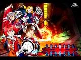 Burning Rangers Music - We are Burning Rangers (English Version)