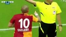[LOL EXA] Wesley Sneijder Goal  Galatasaray 1 - 0 Inter Milano  Friendly 2015 HD