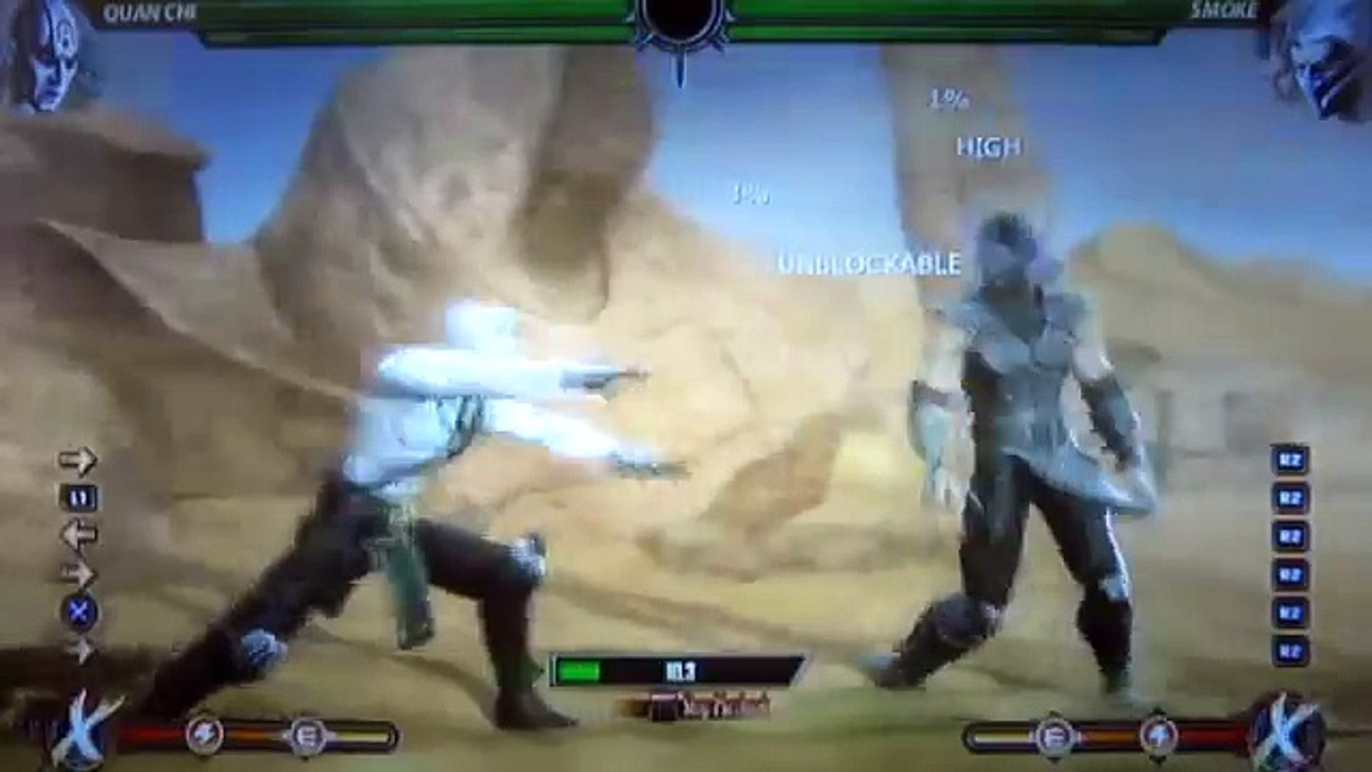 (PATCHED) Mortal Kombat 9 - Noob Saibot/Quan Chi: Tag Team Infinite (PATCHED)