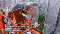 The Pope's Top Vatican Astronomer Admits To Operating The Project Lucifer Telescope On Mount Graham