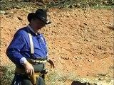 Cowboy Action Shooting Tips & Techniques : Pistol Shooting Tips for Cowboy Action Shooting