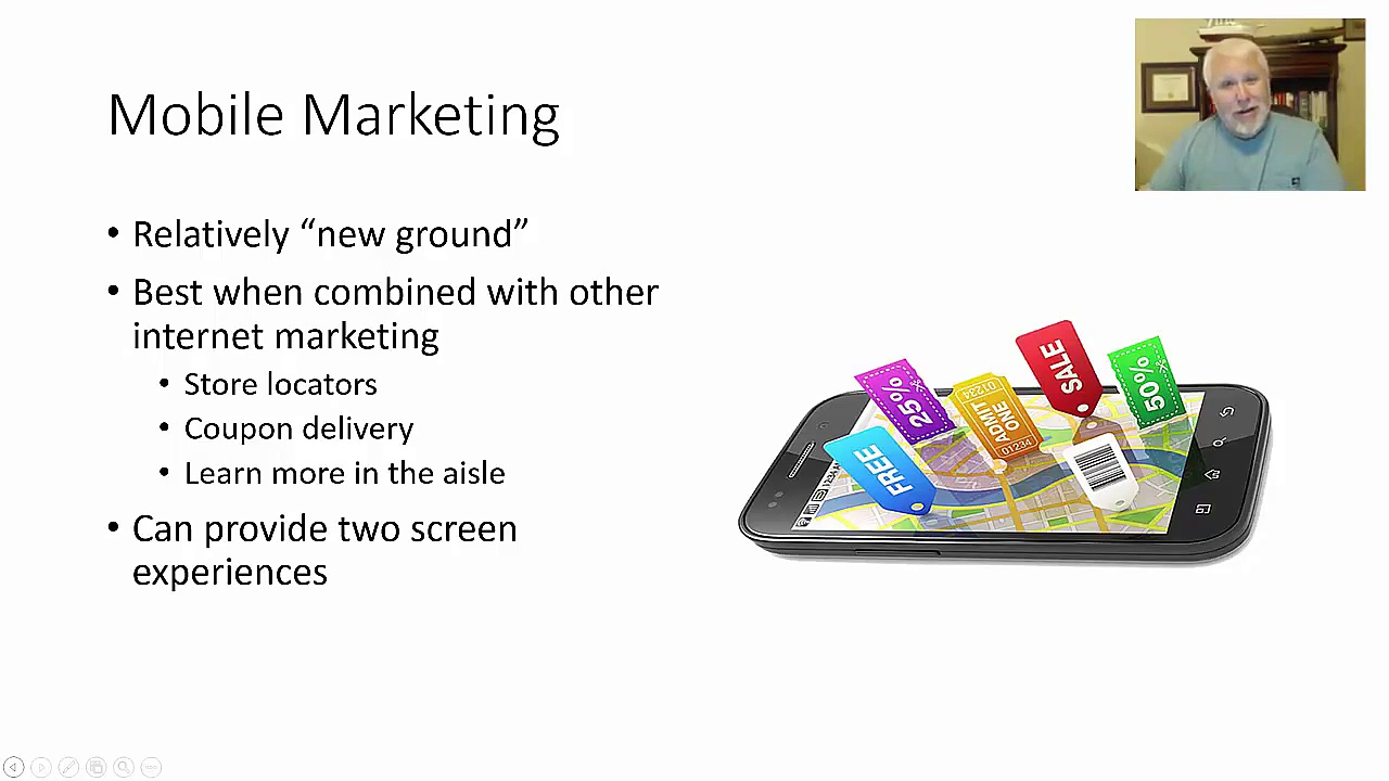 Internet Marketing   Mobile Marketing