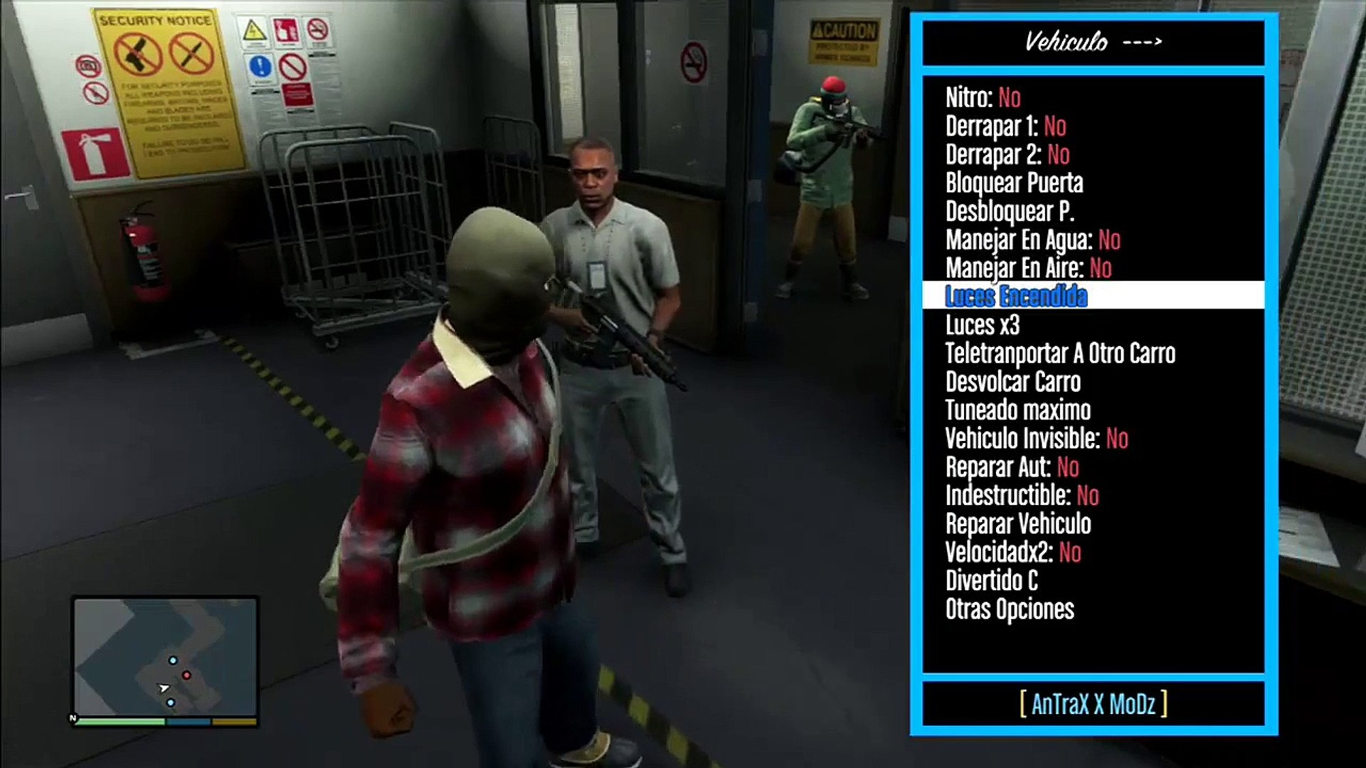 Mod Menu Gta 5 Xbox One