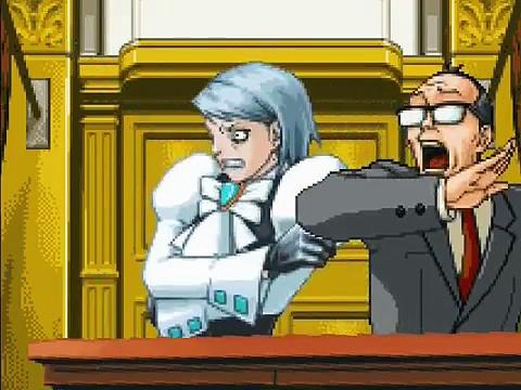 Phoenix Wright – Geese Attorney