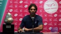 Conferencia de Prensa Rafael Nadal campeón del Abierto Mexicano de Tenis 2013