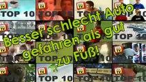 Die FFH-TV TOP 10: Die lustigsten Einpark-Manöver