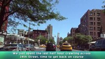 14-21 New York City: Leaving NYC via Henry Hudson Pkwy & I-95