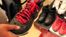 Sneak Peek: Inside Harris Khattak's Sneaker Closet