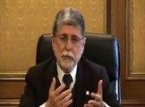 Briefing do Ministro Celso Amorim sobre a situação em Honduras - 22/9/2009