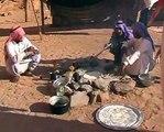 Fresh Bread in the Sinai Desert - Frisches Brot in der Sinai Wüste