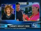 Carnie Wilson discusses diet and weight loss on the Joy Behar Program 6/10/2010