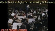 """© Mozart Symfoni no 41, 1st mvt """"Jupiter"""" KV 551 - Radiosymfoniorkestret 1972 - Sergiu Celibidache"""