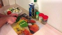 Recette de légumes grillés - Préparer une poellée de légumes