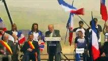 1 mai 2012 - Discours de Jean-Marie Le Pen place de l'Opéra à Paris + sous-titres
