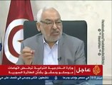 En vidéo Rached Ghannouchi parle de la vidéo sur Al Jazeera