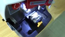 Automatic V8/X6 Key Cutting Machine cut hu66-www.thekeyprom8.com