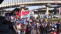 Exitosa Jornada de Lucha del Teresa Vive y las organizaciones sociales