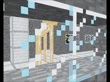 Minecraft SCP Containment Breach SCP-096 scene (Minecraft animation)