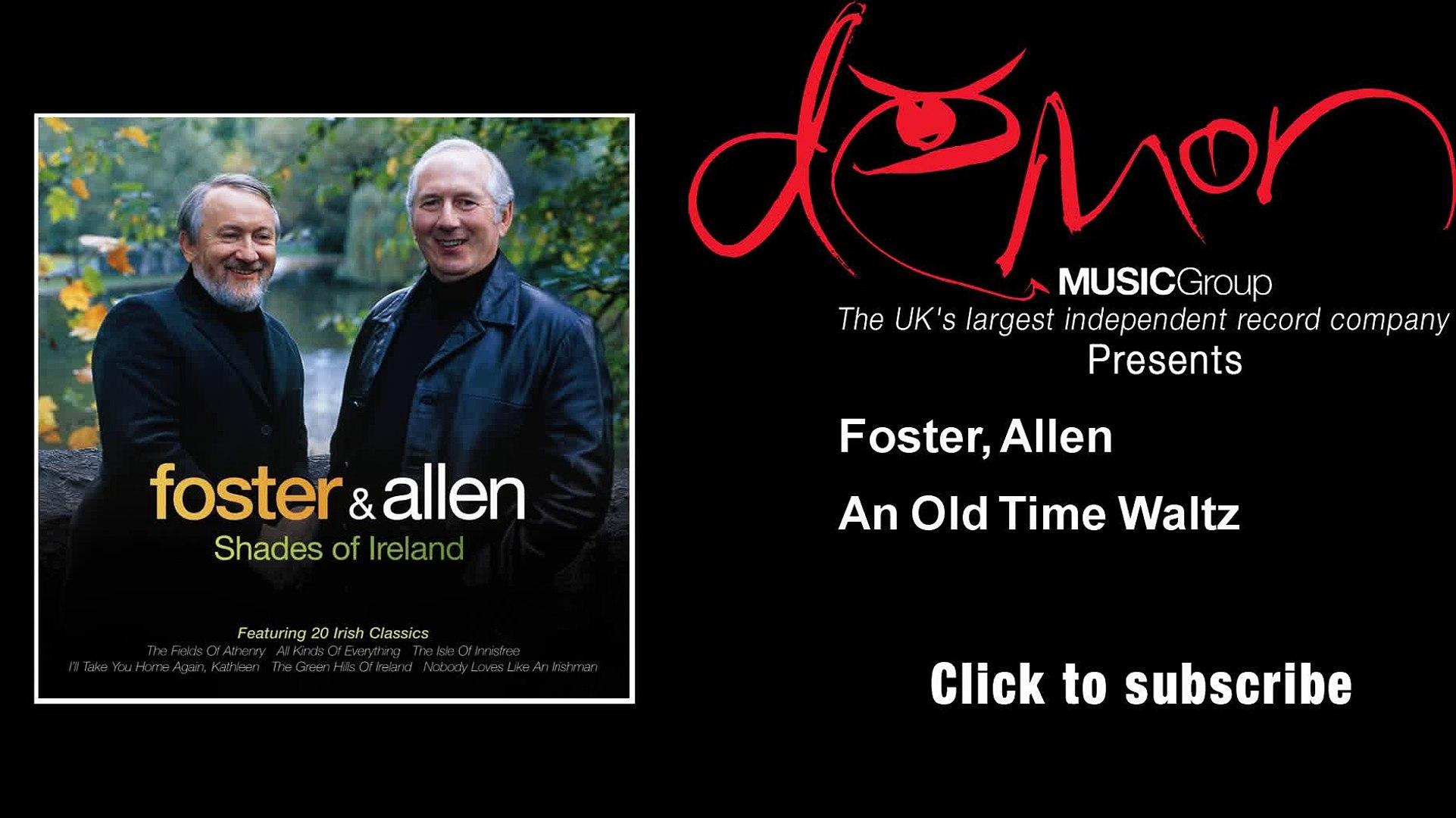 Foster, Allen - An Old Time Waltz