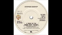 Stephen Bishop - It Might Be You - Billboard Top 100 of 1983