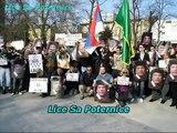 Libya: Support for Muammar al Gaddafi from Serbia, Serbien für Gaddafi, 10.07.2011